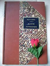 GAVARNI : ALBUM  PITTORESQUE ( 38 CARICATURES  ) 1848 - 1849