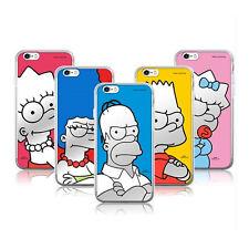 Los Simpsons Lindo Espejo De Silicona Suave Estuche Cubierta Protectora Para Iphone Y Samsung