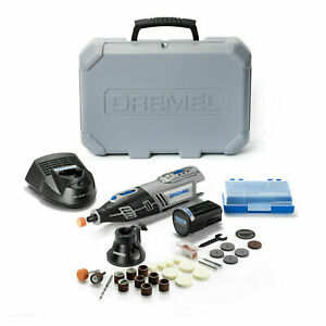 Dremel rotary tool 8220 1/28- 10.8V Cordless variable-speed  5,000 to 30,000 rpm