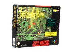 SECRET OF MANA  OVP (BIG BOX) + SPIELEBERATER  °Super Nintendo SNES Spiel°  1