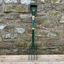 Richard Carters Solid Socket Ash PYD Border Garden Digging Fork