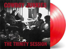 Cowboy Junkies - The Trinity Session VINYL LP MOVLP1070 LTD Edition RED