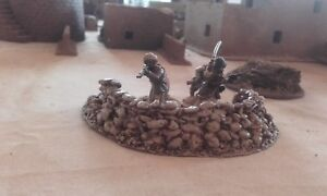 New 2 x 28mm Sangars North West Frontier