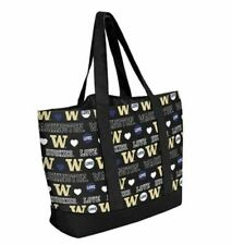 University of Washington Huskies NCAA Tote Bag - NWT - LARGE