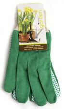 Guantes de jardín para excavar y plantar seguras dedos anti-estática garden