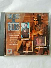 CD - THE BEST IN BLUES  (TWEEDE-HANDS / USED / OCCASION)