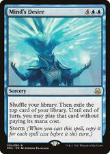 Mind's Desire Mind vs. Might NM Blue Rare MAGIC THE GATHERING CARD ABUGames