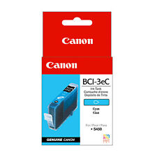 ORIGINAL Canon cartouches couleur 4480A002 BCI-3eC Cyan A-Ware