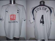 Tottenham Hotspur ZOKORA Shirt Puma Jersey Adult XL Football Soccer Ivory Coast