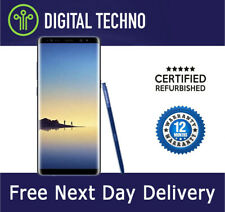 Samsung Galaxy Note 8 - Blue 32GB Android Phone - Network Unlocked + Warranty