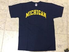 Vintage UNIVERSITY OF MICHIGAN TRADITIONAL t-shirt tee