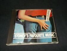 Sydney's Favourite Music telegrath compilation cd VGC 1993 The Killjoys Frente