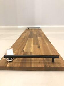 Extra Long Cheese/Grazing Board; Serving Board; Decorative Platter 1200x300mm