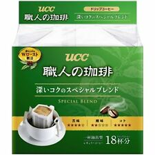 UCC Japan Instant Drip Coffee Special Blend 18 packs