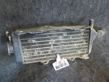 HONDA CR250 1988-1989 Used genuine oem right hand filler radiator CR3298