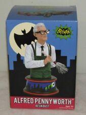 Batman; Alfred Pennyworth Resin Bust Diamond Select Toys #0195/3000 RARE!!