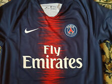 Maillot/jersey PSG 18/19 Maison/home neuf/new size L/taille L ORIGINAL