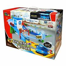 "The Little Bus TAYO ""Track play set"" Toy Mini car/Korean TV animation character"