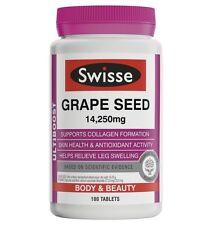 Swisse Ultiboost Grape Seed 14,250mg 180 Tablets