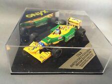 1/43 Onyx Formula 1 Benetton Ford B 193 B Rollerblade