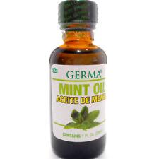 Germa Mint Oil Aceite de Menta Hair Emollient Skin Hand Moisturizer Cabello Piel