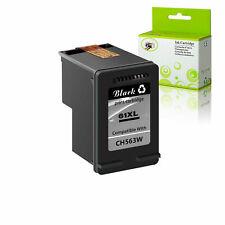 Compatible With HP Black 1PK 61XL Refill Ink Deskjet 2540 2510 Deskjet 1510