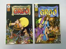 Sergio Aragones Groo (1998 Dark Horse) Set:#1+2, 8.0/VF - 1998
