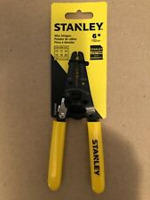 """Stanley 6"""" Wire Stripper Powder Coated with Handle Lock"""