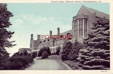 Grand Lodge, Masonic Homes, Elizabethtown, Pa.