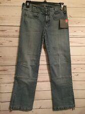 MARITHE FRANCOIS GIRBAUD Jeans Size 29  Adjustable Length  NWT