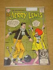 ADVENTURES OF JERRY LEWIS #73 FN (6.0) DC COMICS NOVEMBER 1962 **