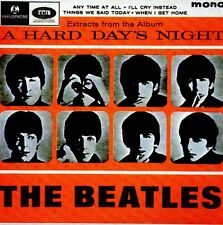 ★☆★ CD Single The BEATLES Extracts from the Album A Hard Day's Night EP 4-T  ★☆★