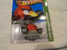 2012 Hot Wheels Angry Birds Red Bird - HW Imagination