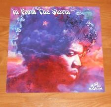 Jimi Hendrix In From the Storm Promo Double Sided Flat Square Poster 12 x 12