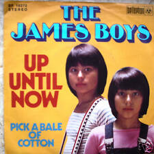 """7"""" 70´s GOLD! THE JAMES BOYS : Up Until Now // VG+ \"""