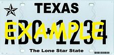 HO 1:87 MONSTER LICENSE PLATES UP BNSF 2009+ TEXAS VEHICLE CARS TRUCKS LAYOUT