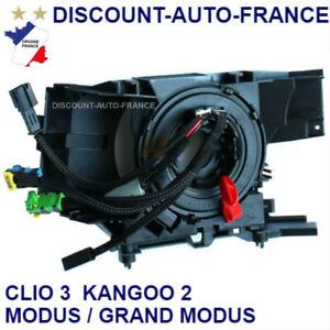 Contacteur Tournant Ressort Renault Clio III (3) de 2005 à 2012 = 8201590627