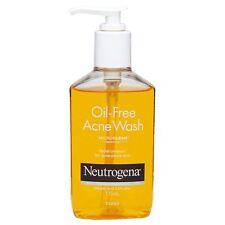 Neutrogena Oil-Free Acne Wash (Face Wash with Salicylic Acid) 175 ml
