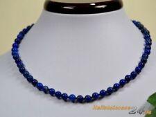 Lapis Lazuli-Echtschmuck-Halsketten für Damen