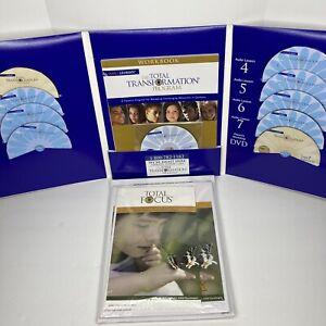 The Total Transformation Program James Lehman CD/DVD Parents Behavior Children