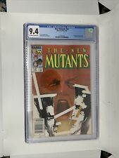 New Mutants 26 - CGC 9.4 - First Appearance Of Legion - Newsstand