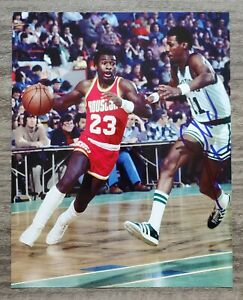 Charlie Scott Signed 8x10 Photo Boston Celtics NBA HOF LEGEND RAD