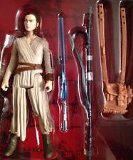 Star Wars Force Awakens Rey Action Figure In Blister Takodana Encounter