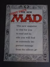 Mad #24 - 1st Magazine Size Issue