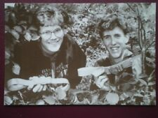 POSTCARD SOCIAL HISTORY VENTURE SCOUTS FROM HAMPSHIRE - IN NEW HAMPSHIRE USA