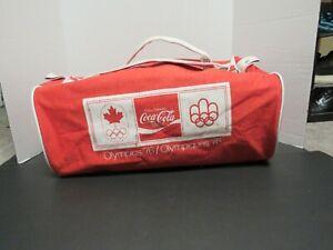 1976 OLYMPICS/COCA-COLA DUFFLE BAG
