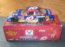 Johnny Benson--2002 Action Racing--1:24 Scale--Valvoline #10/Muppet Show/Fozzie