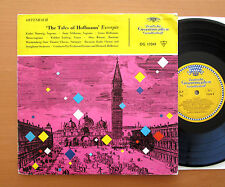 "DG 17049 Offenbach Tales Of Hoffmann Nentwig Leitner etc 10"" Tulip Mono NM/VG"