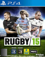 Sony PlayStation 4 Rugby Video Games
