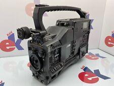 Sony dxc-d35p + pvv-3p Camera Épaule Appareil Photo Caméscope Broadcast Caméra Vidéo